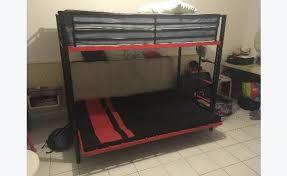 lit superposé avec clic clac annonce meubles et décoration