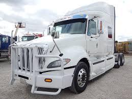 100 International Trucks Of Houston USED 2014 INTERNATIONAL PROSTAR TANDEM AXLE SLEEPER FOR SALE IN TX