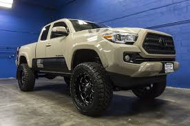 100 New Lifted Trucks Toyota Tacoma Beautiful One Owner Clean Carfax 44 Custom