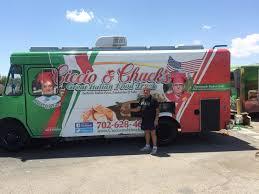 100 Italian Food Truck Ciccio And Chucks Great S In Las Vegas NV
