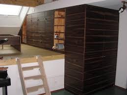 schränke schlafzimmer mit podest manuform