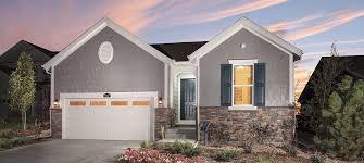 Dove Village New Home munity Parker Denver Colorado