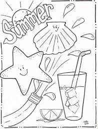 25 Unique Summer Coloring Pages Ideas On Pinterest