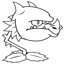 Marty To Skylander Plants Vs Zombies Coloring Pages Plants Vs