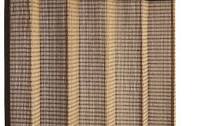 Natural Bamboo Beaded Door Curtain by Exploration Curtains For Sale Online Tags Gold And Silver