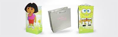 Eco Friendly Gift Paper Bags Handmade Designer