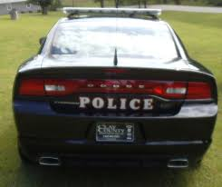 Jotto Desk Crown Victoria by Emergency Vehicle Services