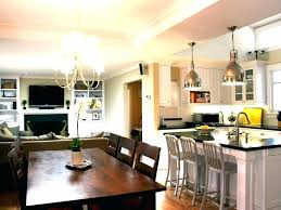 Kitchen Dining Room Ideas Very Small Living And
