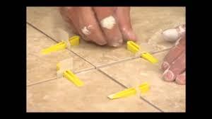 Brutus Tile Cutter Home Depot by Qep U0027s Lash Tile Leveling System Youtube