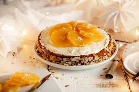 mandel orangenmousse torte