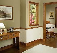 Paint Colors For Dining Rooms Room With Chair Rail Rails