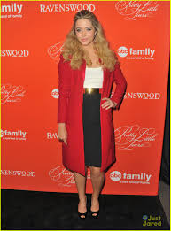 Halloween 1 Cast by Sasha Pieterse At The Pll Halloween Special Pretty Little Liars