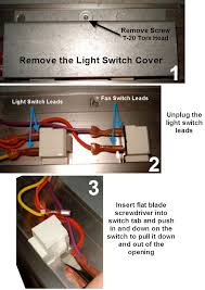 refrigerator or freezer light switch replacement
