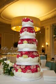 Midland Hotel Manchester Wedding Cake 5 Tier C Riclatham