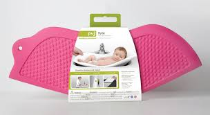 Puj Soft Infant Bathtub by Print Design U2013packaging