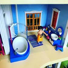 mein großes puppenhaus 70205 playmobil mit dachterrasse