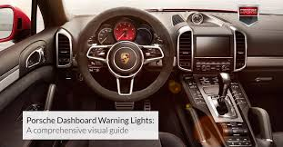 Porsche Dashboard Warning Lights: A Comprehensive Visual Guide