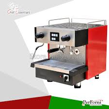 KT 61 Semi Automatic Coffee Machine Commercial 6L Copper Dual Boiler Maker Made