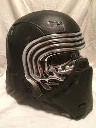 Halloween Voice Changer by The Force Awakens Kylo Ren Voice Changer Helmet The Black Series