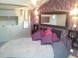 chambre parentale grise chambre grise et violette chambre parentale peinture chambre gris