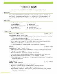 Sample Resume Retail Business Owner Elegant Home Depot Rh Margorochelle Com