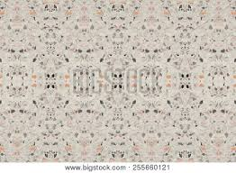 Terrazzo Flooring Old Texture Or Polished Stone Pattern Seamless Design For Background And Color Bea