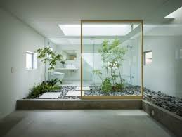 Plants For The Bathroom Feng Shui by 15 Inspired By Nature Bathrooms With Plants Decoholic