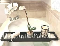 Bamboo Bath Caddy Nz by Bathtub Caddy Canada Cintinel Com