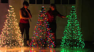 Pre Lit Entryway Christmas Trees by Outdoor Pre Lit Christmas Tree Christmas Decor