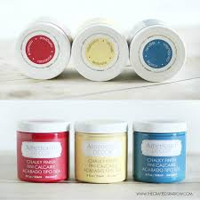 Americana Decor Chalky Finish Paint Colors by Back To Striped Mason Jar Teacher Gift