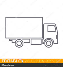 Delivery Truck Icon On White Background. Vector Illustration ... Vector Delivery Truck Icon Isolated On White Background Royalty Stock Art More Images Of Adhesive Truck Icon Flat Free Image Designs Mein Mousepad Design Selbst Designen Style Illustration Delivery Image Clock Offering Getty 24 7 Website Button