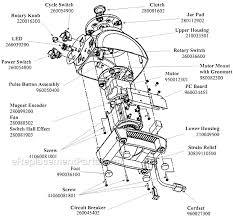 Hamilton Beach Brewstation Parts Diagram New Fr List And J