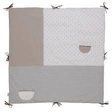 p basile tapis de parc tapis d éveil 100x100 cm avec
