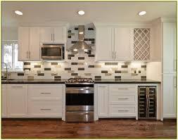 Bathroom Backsplash Tile Home Depot by Interesting Stylish Stainless Steel Tile Backsplash Home Depot