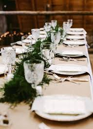 Rustic Table Decoration Thecolumbiaub Decorations Best Wedding Images