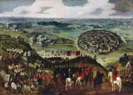 siege army siege of aachen 1614