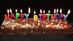 Picture Birthday Cake With 50 Candles Inspirational Birthday Cake With Candles Clipartsgram