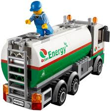 Tanker Truck - LEGO CITY Set 60016
