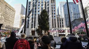 Christmas Tree Rockefeller 2017 by Rockefeller Center Christmas Tree Arrives In New York City Story
