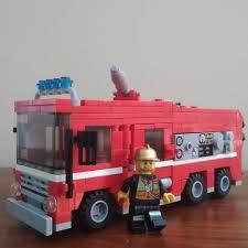 100 Custom Lego Fire Truck Ediz Edizlego Instagram Profile Picdeer