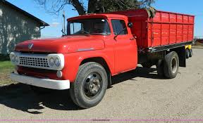 1958 Ford F600 Grain Truck | Item AZ9110 | SOLD! December 30... 2006 Intertional 7600 Farm Grain Truck For Sale 368535 Miles 1980 C70 Chevrolet Tandem Dickinson Equipment 1959 Ford 600 63551 Havre Mt 1986 Freightliner Cab Over Tandem Axle Grain Truck A160 Grain Truck For Sale Sold At Auction March 1967 Intertional Loadstar 1600 Medium Duty Trucks Used On Ruble Sales Lease Purchase New 1971 Gmc 7500 Non Cdl Up To 26000 Gvw Dumps 164 Ln Blue With Red Dump By Top Shelf Replicas Harvester Hauling