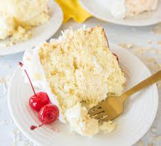 Pi±a Colada Cheesecake Cake The Itsy Bitsy Kitchen