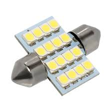Aliexpress Buy 16 SMD LED 1210 31mm Car Interior Dome