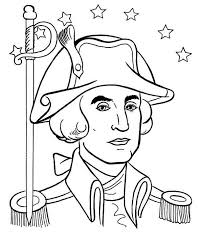 General George Washington During The Revolutionary War