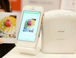 Fujifilm INSTAX Instant Smartphone Printer  Gad Flow