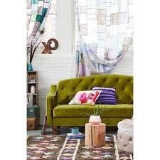 Ava Velvet Tufted Sleeper Sofa Canada by Ava Velvet Tufted Sleeper Sofa Urban Outfitters Polyvore
