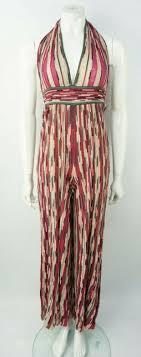 100 Missoni Sydney Crochet Knit Crochet Jumpsuit IT42 Jumpsuit Dress MIssoni