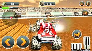 100 Monster Trucks Games Truck Game Truck Derby Crash Stunts 5