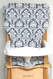 Eddie Bauer Replacement Wooden High Chair Pad, High Chair Cover ...