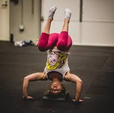 Traveling Handstands October 2014 by Hang Power Clean 1 Rep Max U0026 Every 1 Min For 5 Mins Handstand